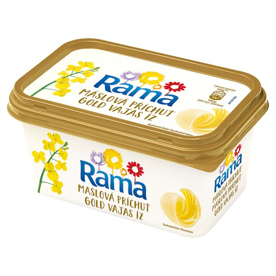 Rama Gold Butter Flavoured Reduced Fat Content Margarine 400 g