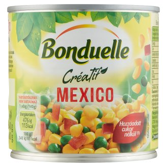 Bonduelle Créatif Mexico Vegetable Mix 340 g