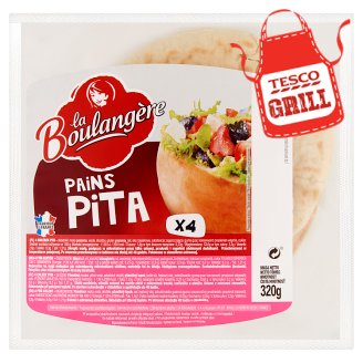 La Boulangère Pita Bread 4 pcs 320 g