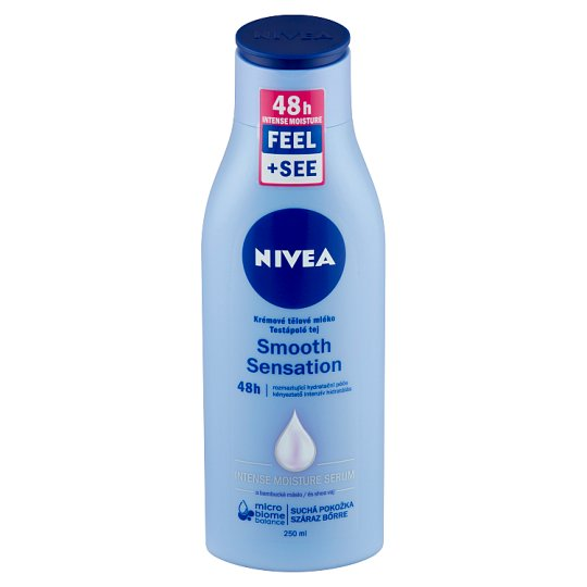 NIVEA Smooth Sensation Body Milk 250 ml