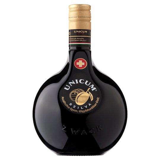 Unicum Szilva gyógynövénylikőr 35% 1 l