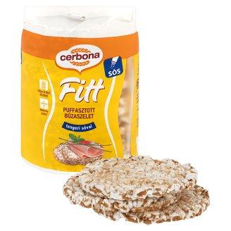 image 2 of Cerbona Fitt Puffed Wheat with Sea Salt 90 g