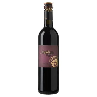 Varga Töpszli Sweet Red Wine 12% 0,75 l