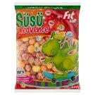 Fit Kids Süsü Kedvence gluténmentes, extrudált, gyümölcsízű gabonagolyók 120 g