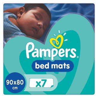 Pampers Bed Mats Matracvédő (7 db/Csomag)