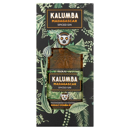 Kalumba Madagascar Spiced Gin 37,5% 0,7 l