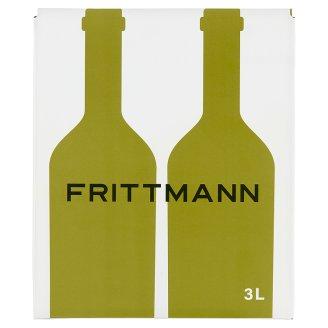 Frittmann Kunsági Cserszegi Fűszeres Dry White Wine 11,5% 3 l