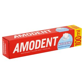 Amodent Whitening Toothpaste 100 ml
