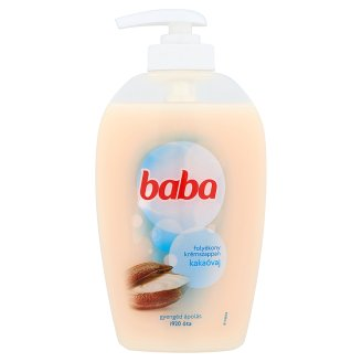 Baba Cocoa Butter Liquid Cream Soap 250 ml