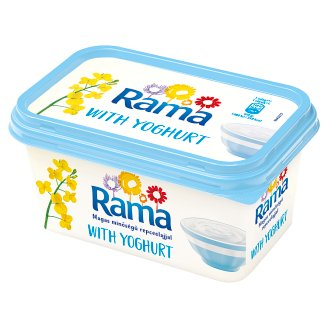 Rama Yoghurt Flavoured Light Margarine 500 g