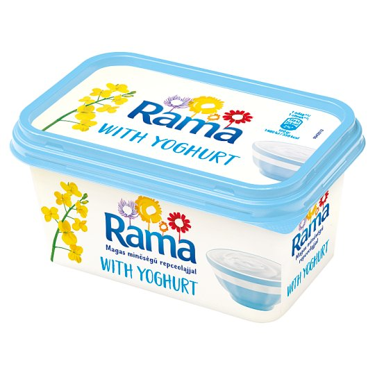 Rama joghurtízű light margarin 500 g
