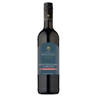Casa Roscoli Montepulciano d'Abruzzo Dry Red Wine 13% 750 ml
