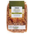 Tesco Organic Dried Wholewheat Fusilli Pasta 50 g