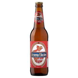 Arany Fácán Kakas Quality Lager Beer 5,5% 0,5 l