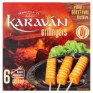 Karaván Grillnyárs Smoked, Fat, Hard Cheese 6 pcs 210 g