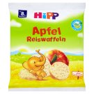 HiPP Organic Apple-Rice Waffel 8+ Months 35 g