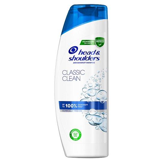 Head & Shoulders Classic Clean Korpásodás Elleni Sampon, 540 ml