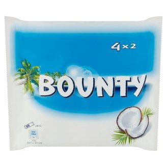 Bounty kókuszos szeletek tejcsokoládéba mártva 228 g