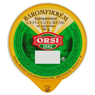 Orsi Poultry Cream with Poultry Liver 50 g