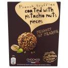 Truffettes de France Truffles Coated with Pistachio Nuts Pieces 100 g