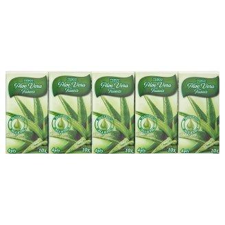 Tesco Aloe Vera Handkerchief 4 Ply 10 x 10 pcs