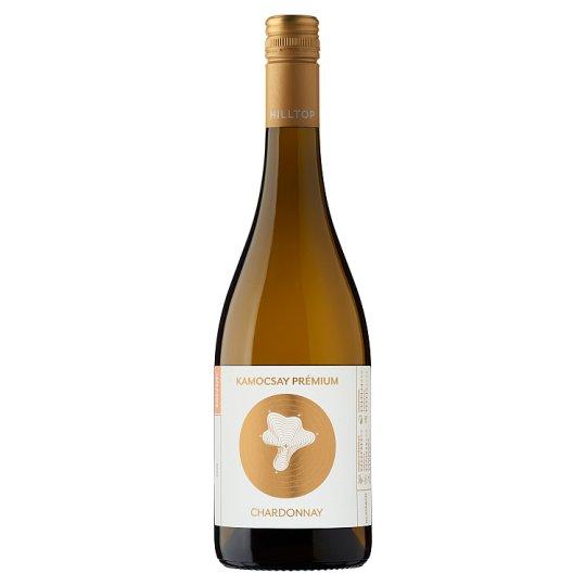 Hilltop Prémium Neszmélyi Chardonnay fehérbor 13,5% 75 cl