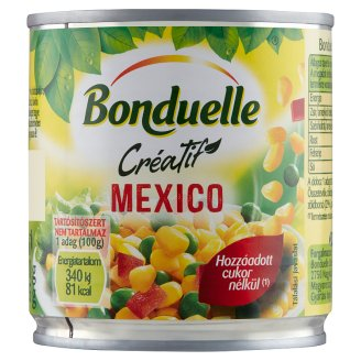 Bonduelle Créatif Mexico Vegetable Mix 170 g