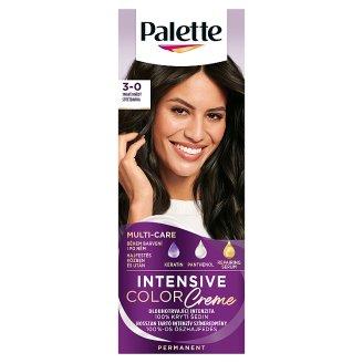 Schwarzkopf Palette Intensive Color Creme Intense Cream Hair Colorant 3-0 Dark Brown (N2)