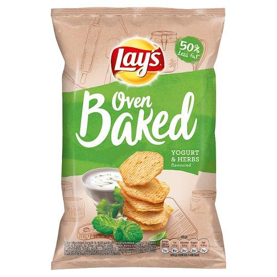 Lay's kemencében sütött joghurtos-zöldfűszeres ízű burgonyasnack 65 g