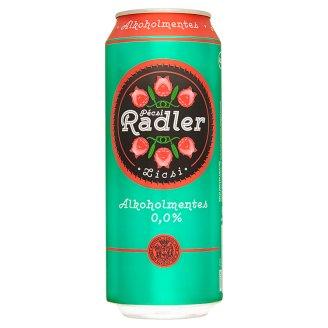 Pécsi Radler Non-Alcoholic Beermix with Lychee Flavour 0,5 l
