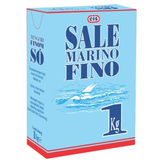 Cis tengeri finom só 1 kg