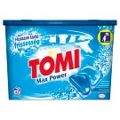 Tomi Max Power Liquid Washing Capsules 42 Washes 840 g