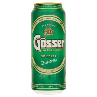 Gösser Spezial Quality Lager Beer 5,1% 0,5 l Can