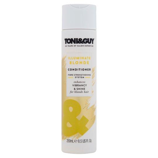 Toni&Guy Illuminate Blonde kondicionáló szőke hajra 250 ml