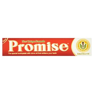 Promise Special Toothpaste with Clove Oil 150 g