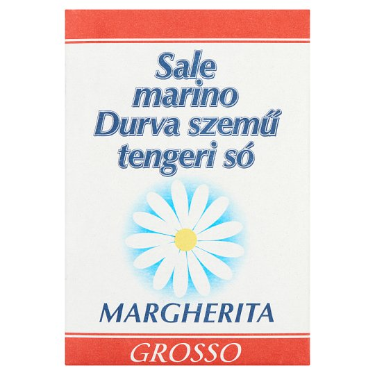 Margherita Coarse Grain Sea Salt 1000 g