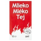 Mlieko 2,8% UHT Milk 1 l