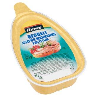 Hamé Reggeli csípős marhahús pástétom 105 g