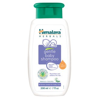 Himalaya Herbals gyengéd babasampon 200 ml