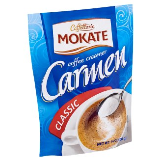 Mokate Carmen Classic Coffee and Tea Creamer in Powder 400 g