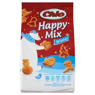 Chio Happy Mix Winter Savoury Snack 200 g