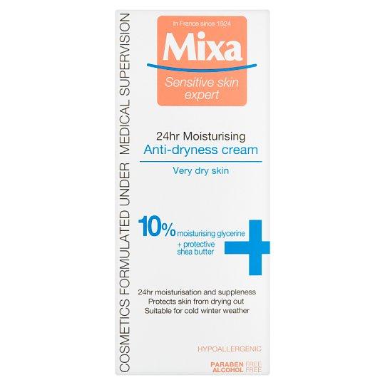 image 1 of Mixa Anti-Dryness Cream 50 ml