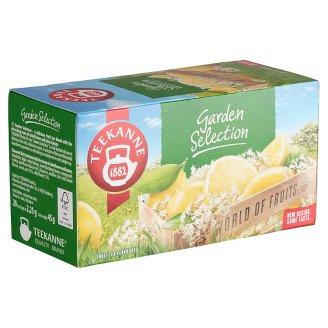Teekanne World of Fruits Garden Selection Elder & Lemon Flavoured Fruit Tea Blend 20 Tea Bags 45 g