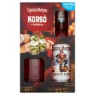 Captain Morgan White rum + korsó 37,5% 0,7 l