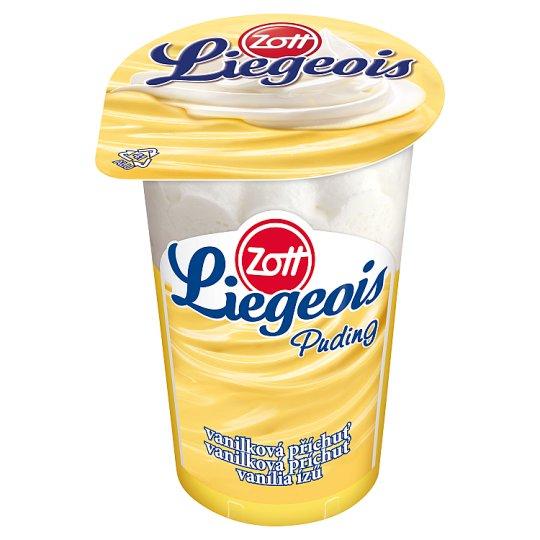 Zott Liegeois vaníliaízű tejszínhabos desszert 175 g