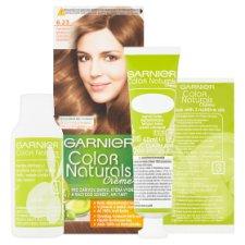 image 2 of Garnier Color Naturals Crème 6.23 Chocolate Caramel Brown Nourishing Permanent Hair Colorant