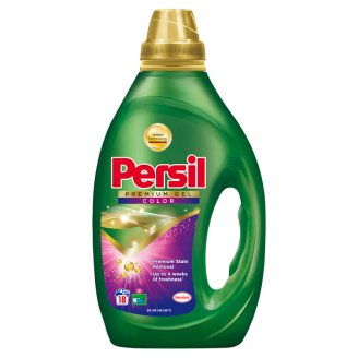 Persil Premium Color Gel Liquid Detergent 18 Washes 0,9 l