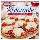 Dr. Oetker Ristorante Pizza Mozzarella Quick-Frozen Pizza with Mozzarella 335 g