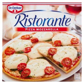 Dr. Oetker Ristorante Pizza Mozzarella gyorsfagyasztott mozzarellás pizza 335 g