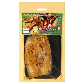 Bonito Smoked Spiced Herring Fillet 150 g